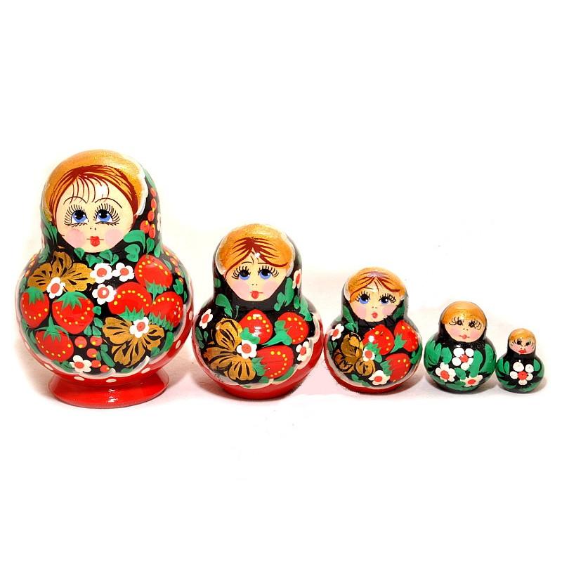 Russian doll Strawberry