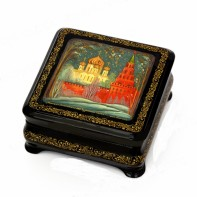 Russian decorative box Moscow