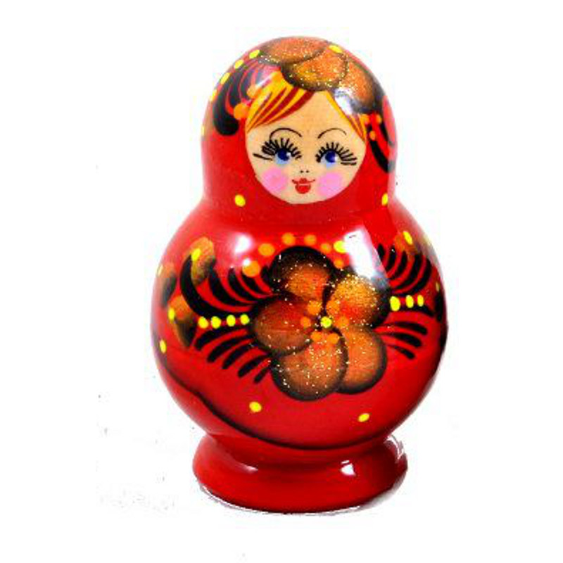 Russian doll Red mystery