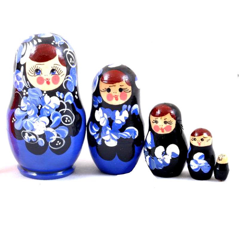 Russian doll Victoria Blue