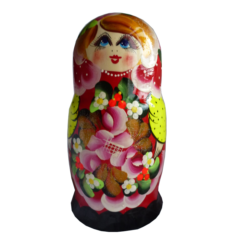Russian doll Olga Red_Main