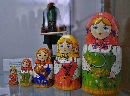 russian dolls museum