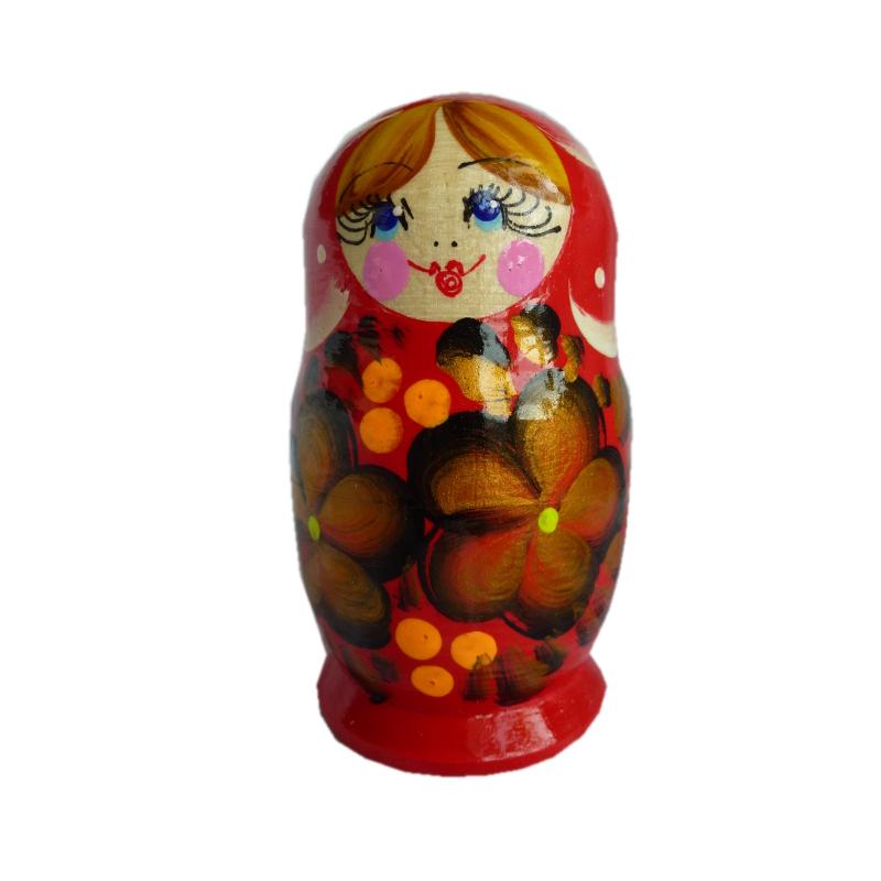 Russian doll Marfa Red